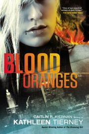 Book Cover for BLOOD ORANGES