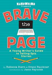 BRAVE THE PAGE by Rebecca Stern