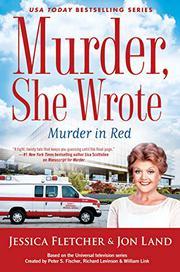 MURDER IN RED by Jessica Fletcher