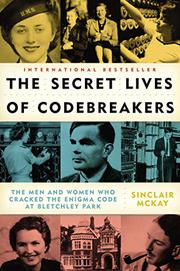 Book Cover for THE SECRET LIVES OF CODEBREAKERS