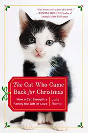 Book Cover for THE CAT WHO CAME BACK FOR CHRISTMAS
