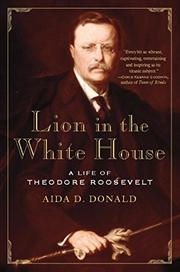 Cover art for LION IN THE WHITE HOUSE