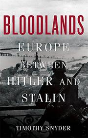 Book Cover for BLOODLANDS