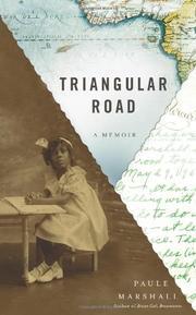 TRIANGULAR ROAD by Paule Marshall