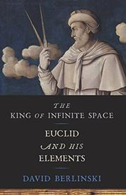 Book Cover for THE KING OF INFINITE SPACE