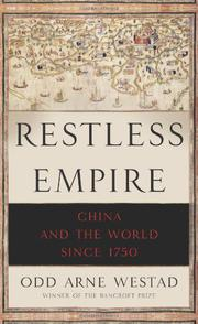 Book Cover for RESTLESS EMPIRE