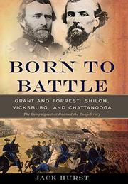 Book Cover for BORN TO BATTLE