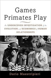 Cover art for GAMES PRIMATES PLAY
