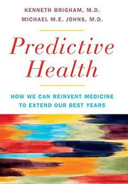 Cover art for PREDICTIVE HEALTH