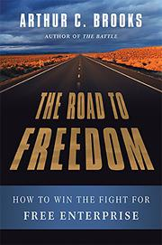 Cover art for THE ROAD TO FREEDOM
