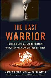 THE LAST WARRIOR by Andrew Krepinevich