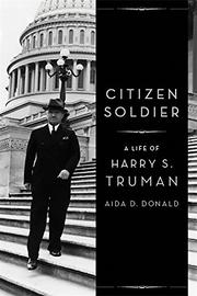 Cover art for CITIZEN SOLDIER