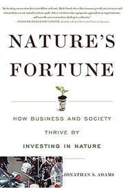 NATURE'S FORTUNE by Mark R.  Tercek