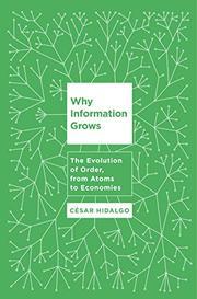 WHY INFORMATION GROWS by César Hidalgo