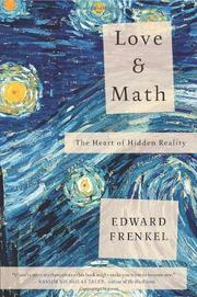 LOVE AND MATH by Edward Frenkel