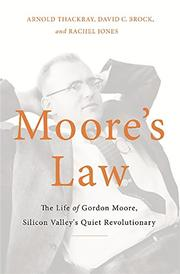 MOORE'S LAW by Arnold Thackray