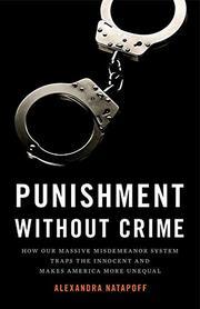 PUNISHMENT WITHOUT CRIME by Alexandra Natapoff