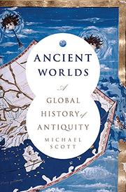 ANCIENT WORLDS by Michael  Scott