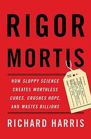 RIGOR MORTIS by Richard Harris