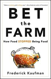 Book Cover for BET THE FARM