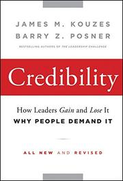 CREDIBILITY by James M.  Kouzes