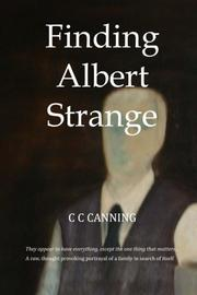 Finding Albert Strange by C.C. Canning