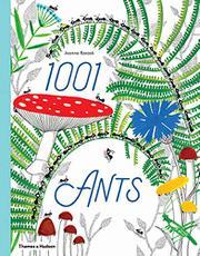 1001 ANTS by Joanna Rzezak
