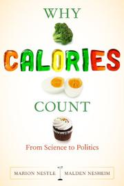 Cover art for WHY CALORIES COUNT