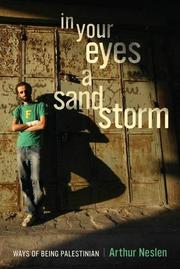 IN YOUR EYES A SANDSTORM by Arthur Neslen