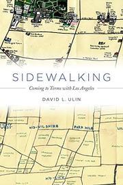SIDEWALKING by David L. Ulin