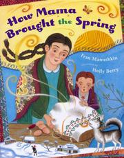 Book Cover for HOW MAMA BROUGHT THE SPRING