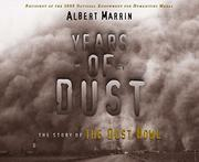 Cover art for YEARS OF DUST