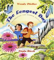 THE LONGEST DAY by Wendy Pfeffer