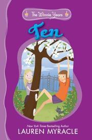 TEN  by Lauren Myracle