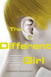 Book Cover for THE DIFFERENT GIRL
