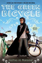 THE GREEN BICYCLE by Haifaa Al-Mansour