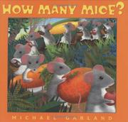 HOW MANY MICE? by Michael Garland