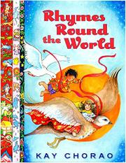Cover art for RHYMES ROUND THE WORLD