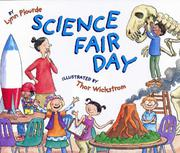 Cover art for SCIENCE FAIR DAY