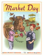 Book Cover for MARKET DAY