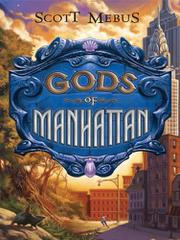 Book Cover for GODS OF MANHATTAN