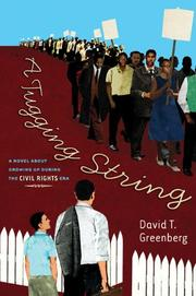A TUGGING STRING by David T. Greenberg