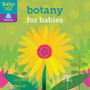 BOTANY FOR BABIES by Jonathan Litton