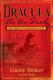DRACULA by Dacre Stoker