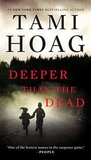 Cover art for DEEPER THAN THE DEAD