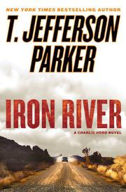 Cover art for IRON RIVER