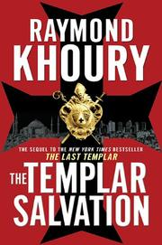 THE TEMPLAR SALVATION by Raymond Khoury
