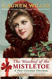 Cover art for THE MISCHIEF OF THE MISTLETOE