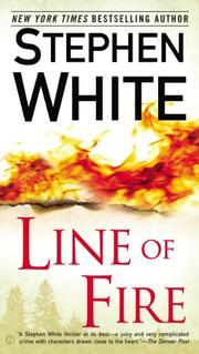 Book Cover for LINE OF FIRE