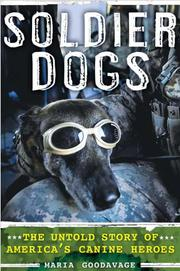 Book Cover for SOLDIER DOGS